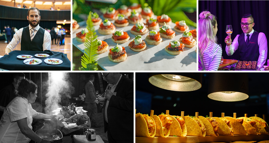 Roundhouse Launch | Catering