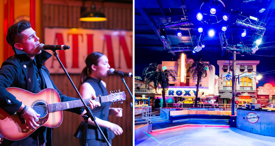 Live Music and Dance Floor | Bobby McGee's