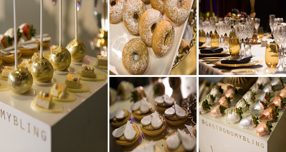 Gastronomy | Christmas desserts close up
